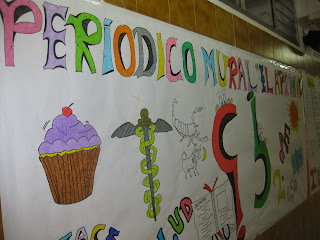 Biblioteca peri dico mural el aprendiz for Deportes para un periodico mural