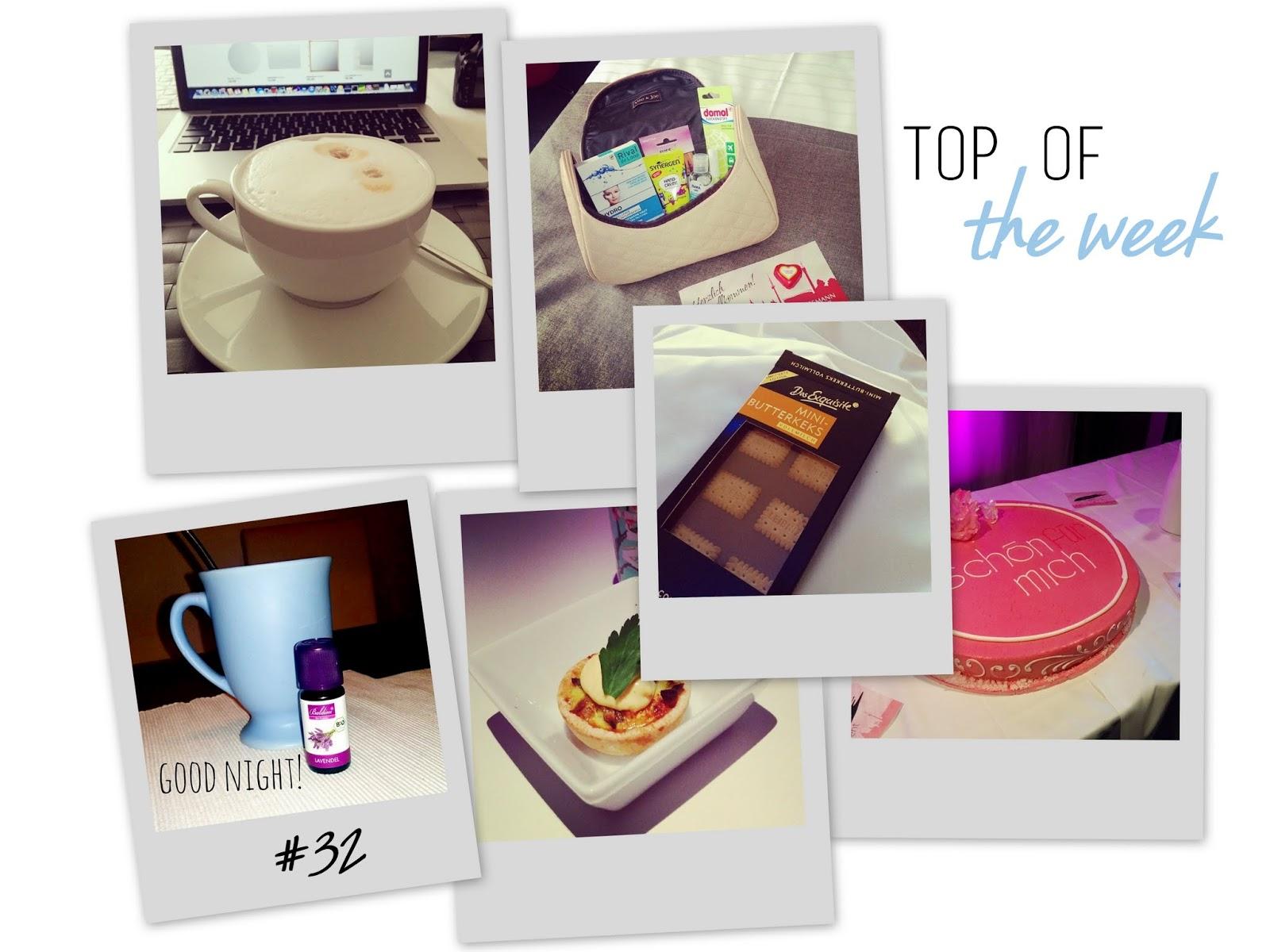 Top of the Week Rossmann Bloggerevent