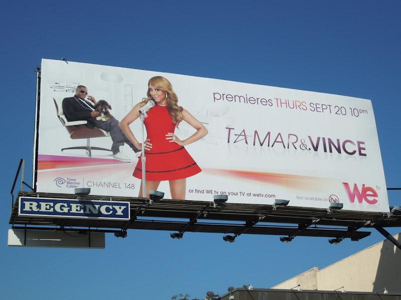 Tamar Vince billboard