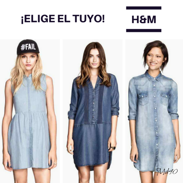 Little Denim Dress LDD varios hym fondo de armario
