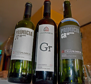 La Vinia wines