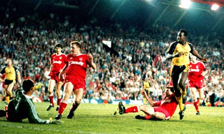 1989: Liverpool 0 V 2 Arsenal
