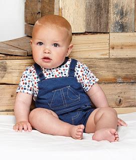 Newborn Baby Boy Romper - Tuc Tuc Petit Mag