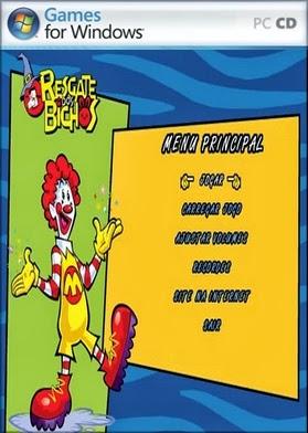 Jogar Online McDonald's: O Resgate dos Bichos