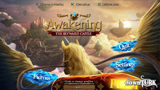 Awakening 4 The Skyward Castle [BETA]