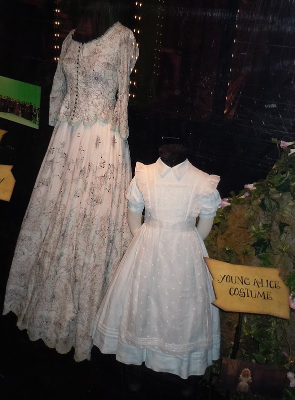 Young Alice and Helen Kingsley dresses