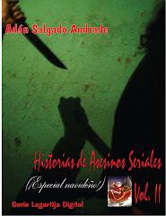 Historias de asesinos seriales vol. II