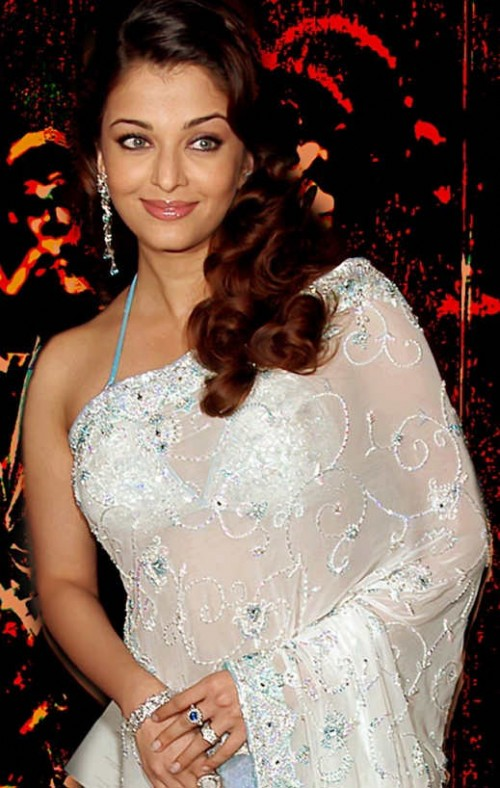 Aishwarya Rai Wedding Saree Wedding Pictures