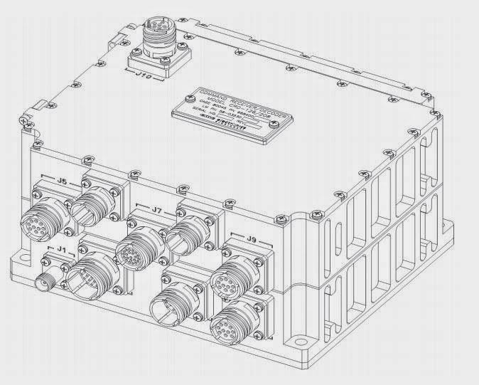 Терминальный приемник CRD-126