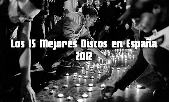 Los mejores discos del 2012 (10-1)