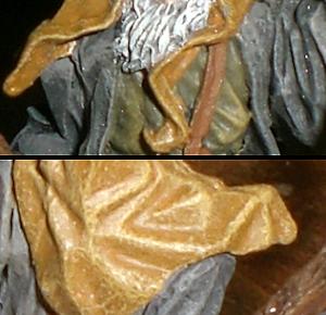 efectos pincel seco