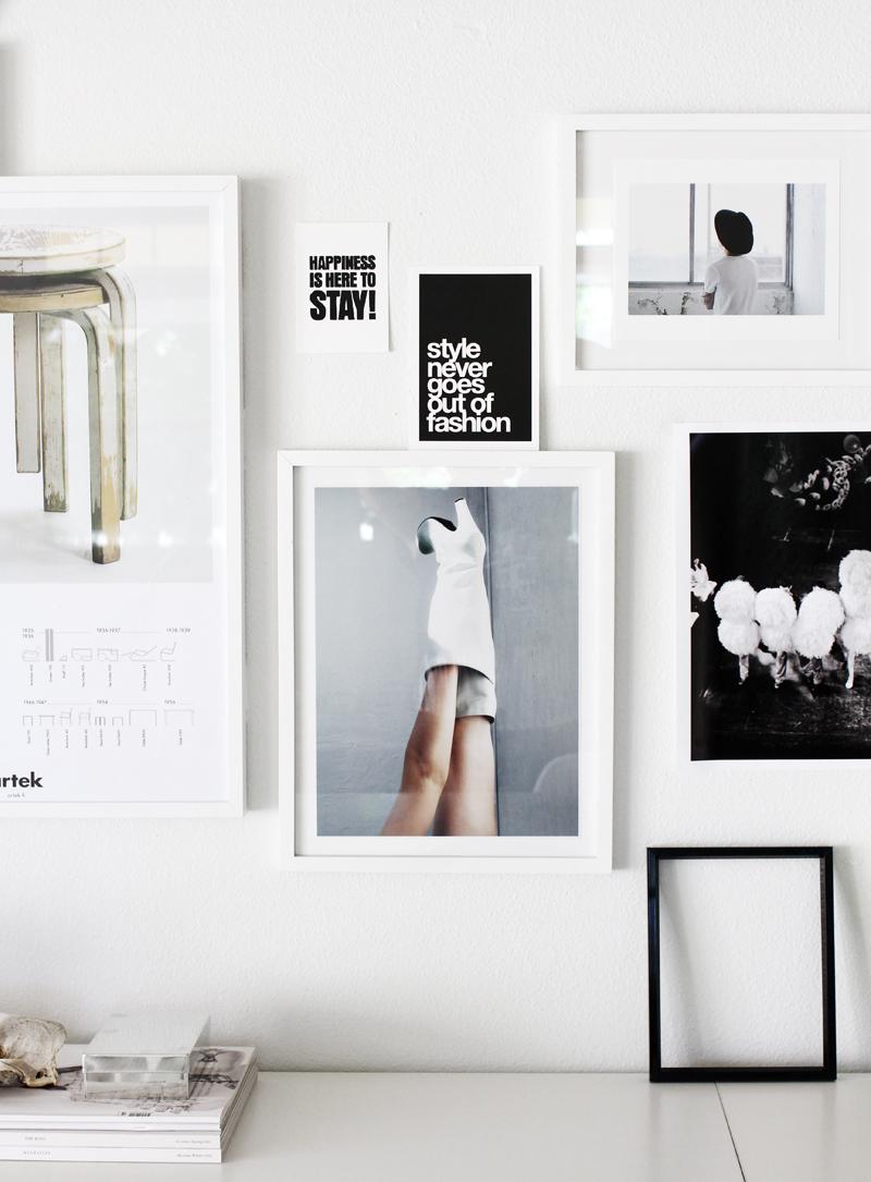 statements, foto og klassiske møbel plakater