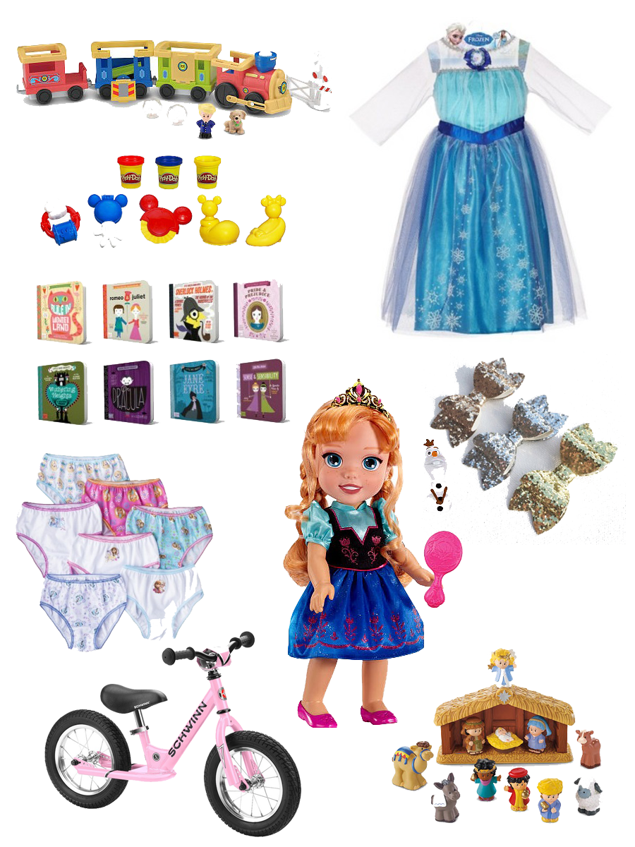 Nat your average girl Gift Ideas for Toddler Girls