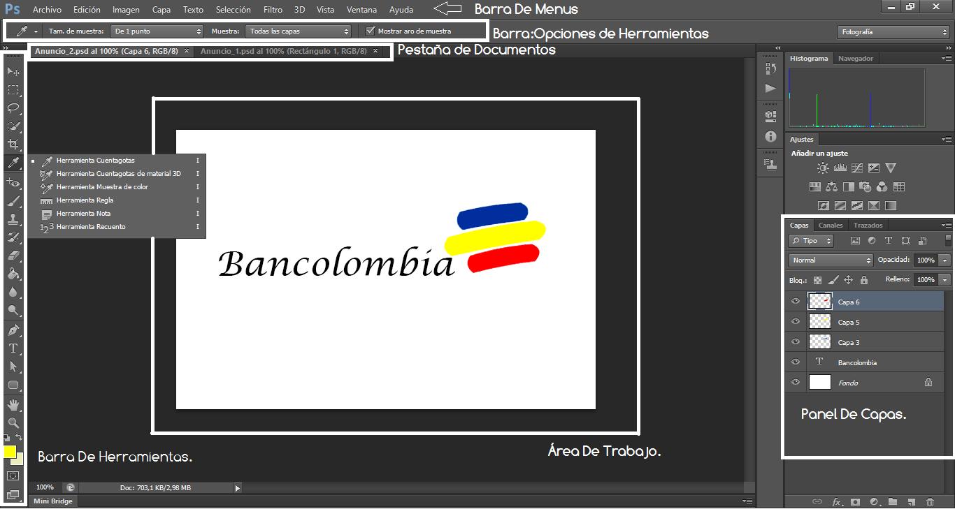 Adobe Photoshop - Generalidades!!!