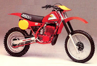 Honda Dirt Bikes - Everyone Wants a Honda