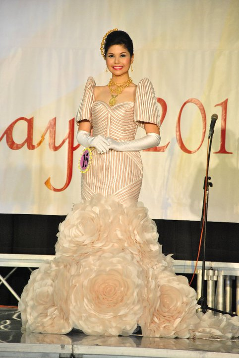 SM City Clark : LEISURE WITHIN YOUR REACH!: Reyna ning Flores de Mayo
