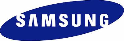 صورة لشعار شركة سامسونج