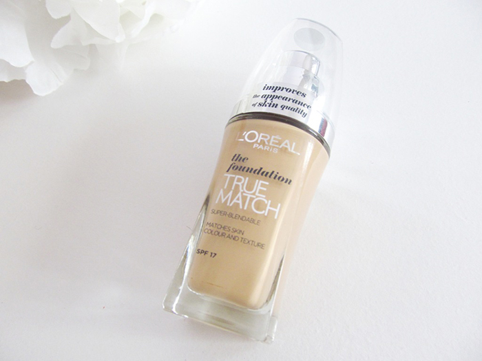 L'Oreal True Match Foundation | Review