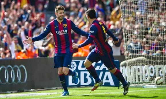 Barcelona 6-1 Rayo Vallecano (La Liga)