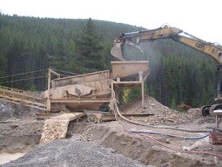 Western Montana Gold Mining
