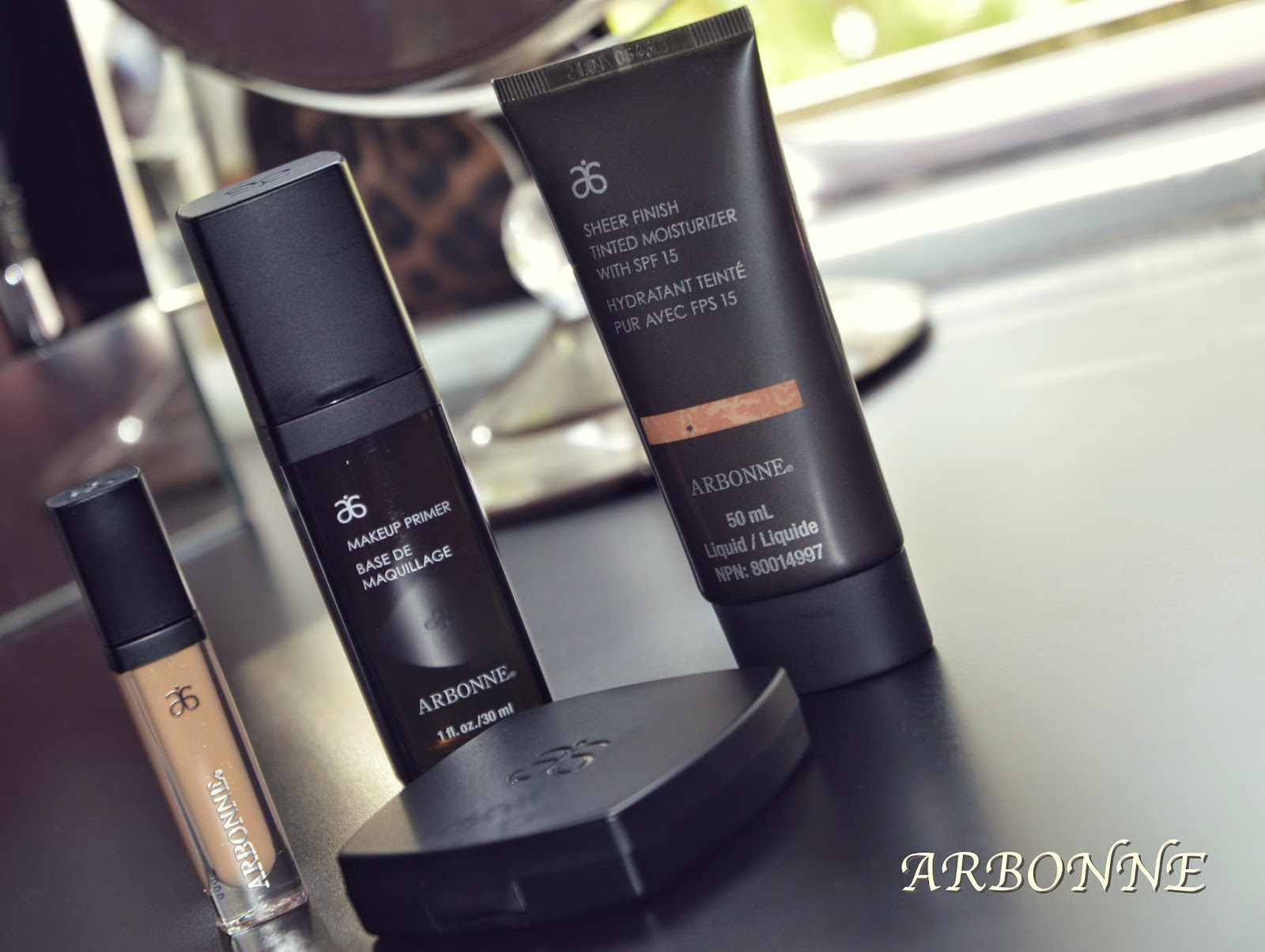 review arbonne make up