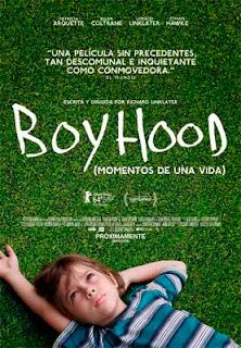 Boyhood: Momentos de una Vida Poster