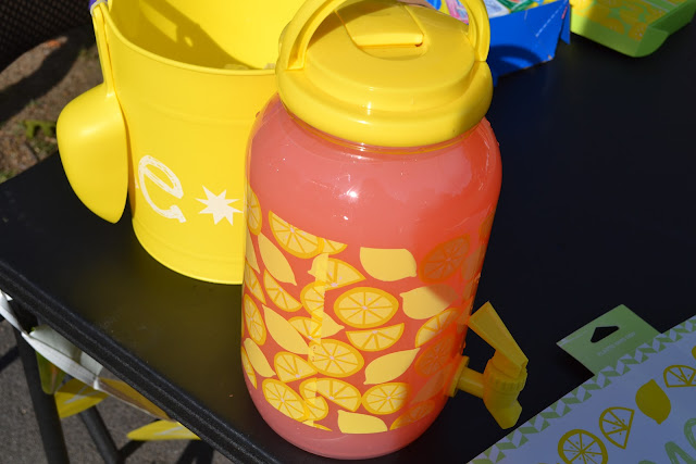 Target Lemonade Stand Set