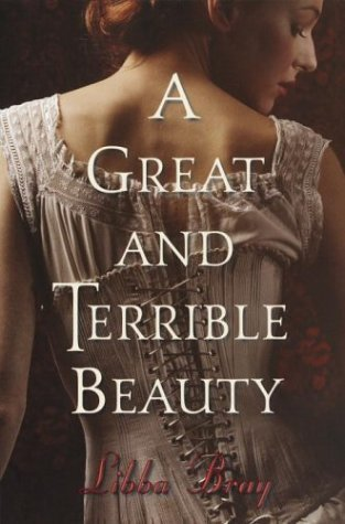 A Great and Terrible Beauty book cover