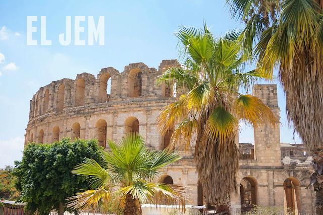 Carnet de Voyage: El Jem/ Tunisie