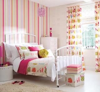 papel de parede quarto infantil 2