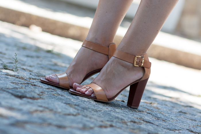 Taupage Strappy Sandals