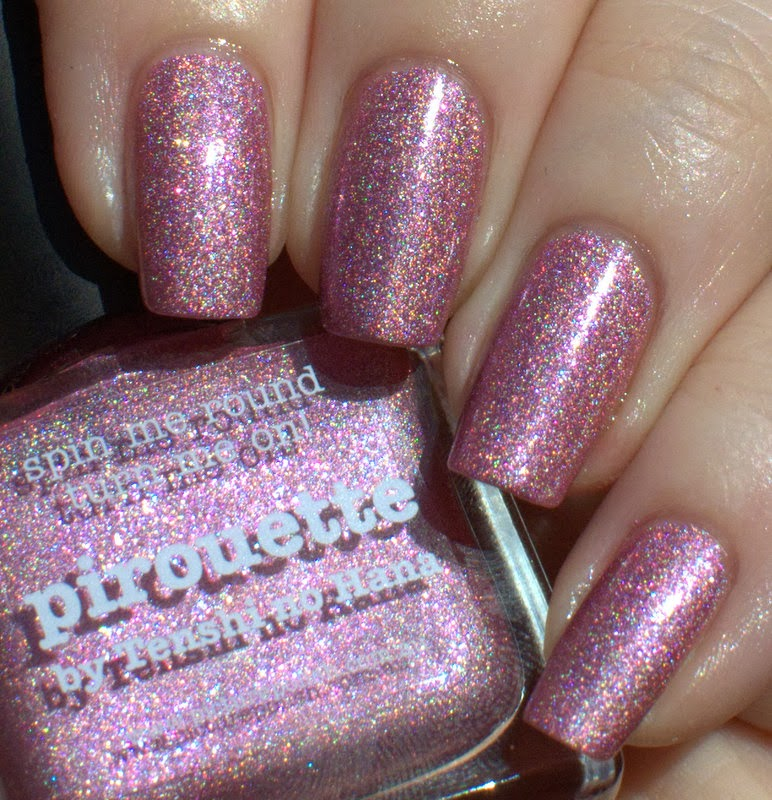 Picture Polish Pirouette