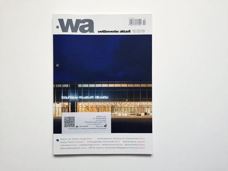 WA 10/2019 DIPF K9 Architekten