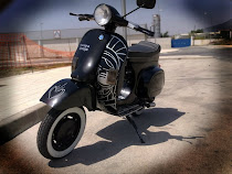 "VESPA ""LAPERRA STYLE"""