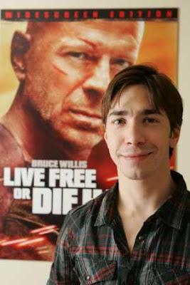 Personajes muy frikis - Matt Farrell (Justin Long) en Die Hard 4.0.