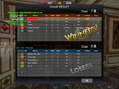 Cheat Point Blank 07 April 2014 Auto Headshot + BRUST + WallHack+Full