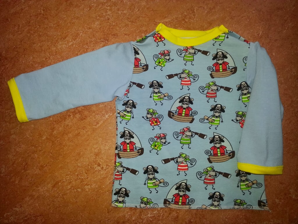 sy egen tröja barn