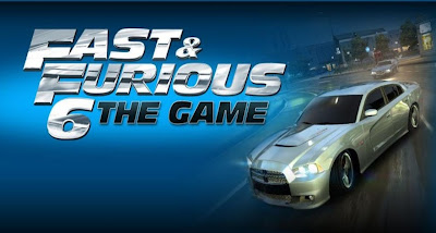 Fast & Furious 6 APK Data Android Download