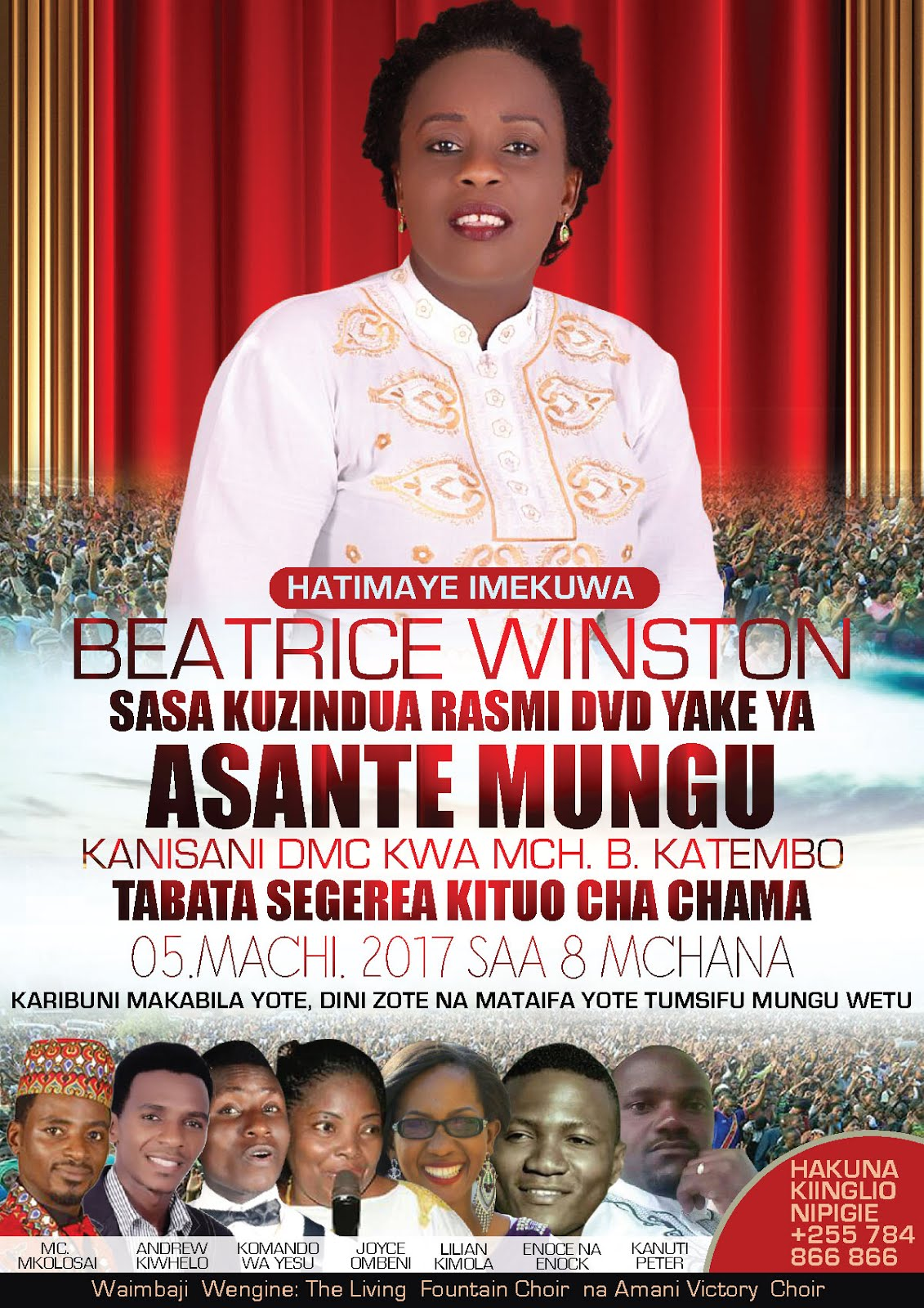 BEATRICE WINSTON