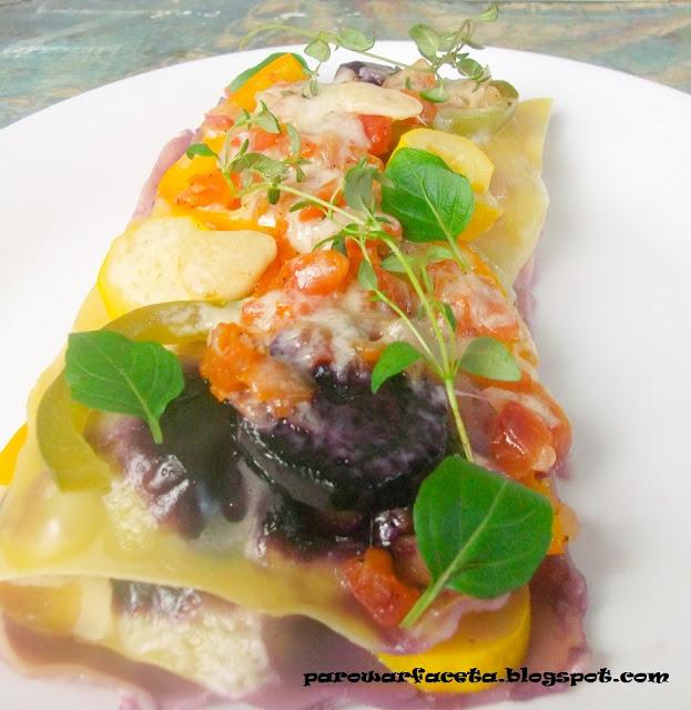 przepis na lasagne, przepis na lazanie