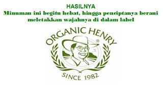 Organic Henry