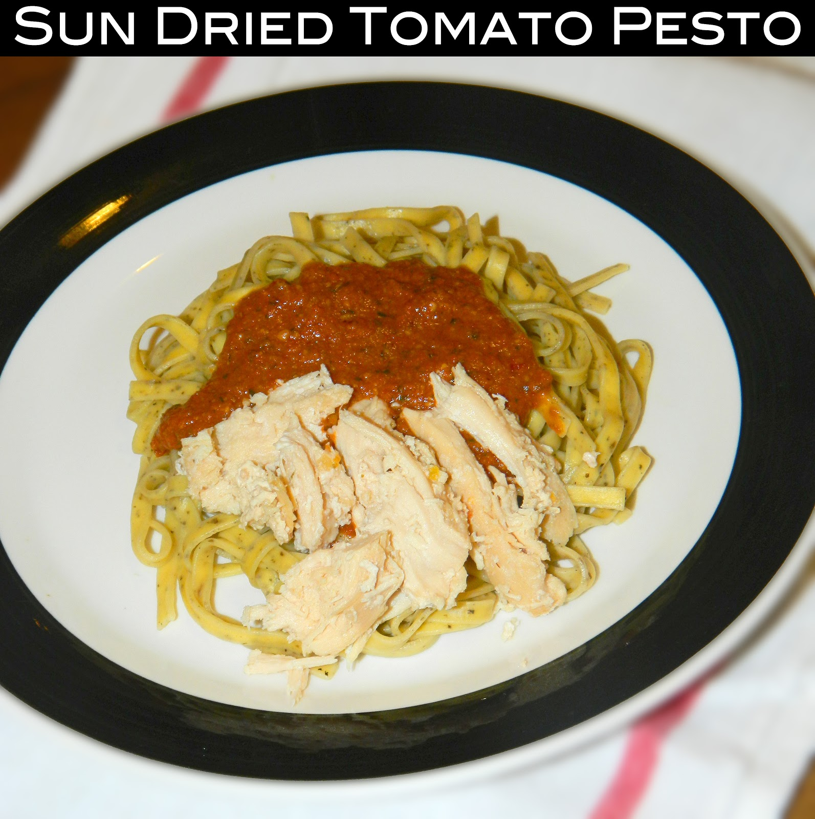 Caravan of Style | Sun Dried Tomato Pesto