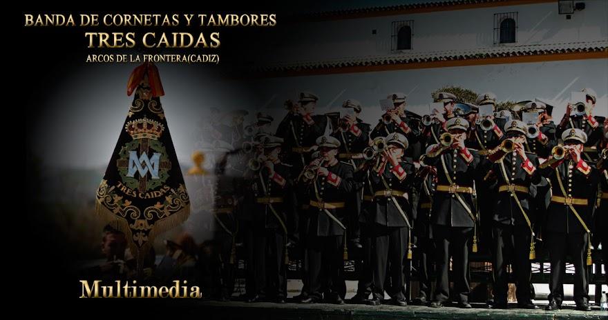 Banda cc y tt Tres Caidas Arcos de la Frontera