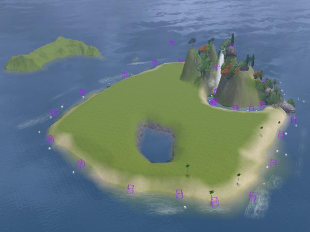 Caroline Island ~ Mundo New+World