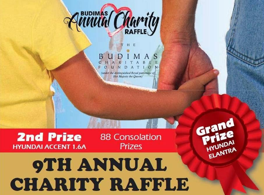 9th Budimas Annual Charity Raffles, The Budimas Charitable Foundation, charity, charity raffles, shelter homes, underprivileged children