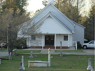 Bethany Baptist Church, Haralson County, Georgia