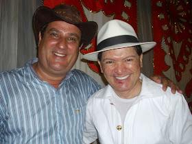 Alcimar Monteiro e Cowboy