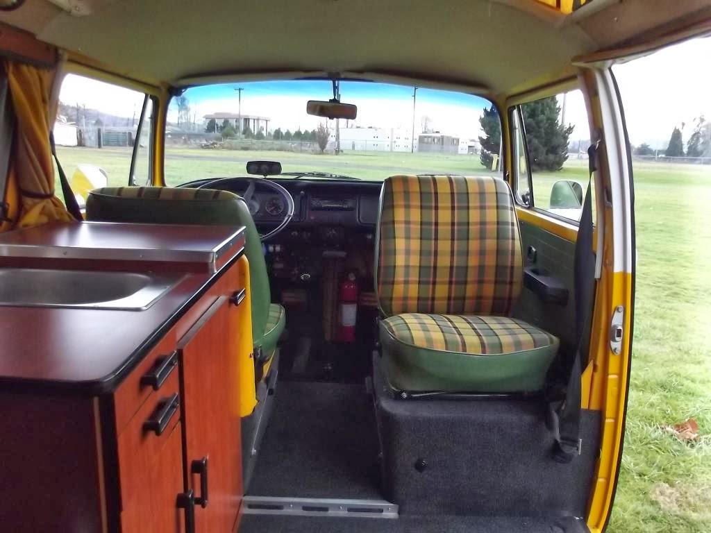 westfalia camper van vw bus