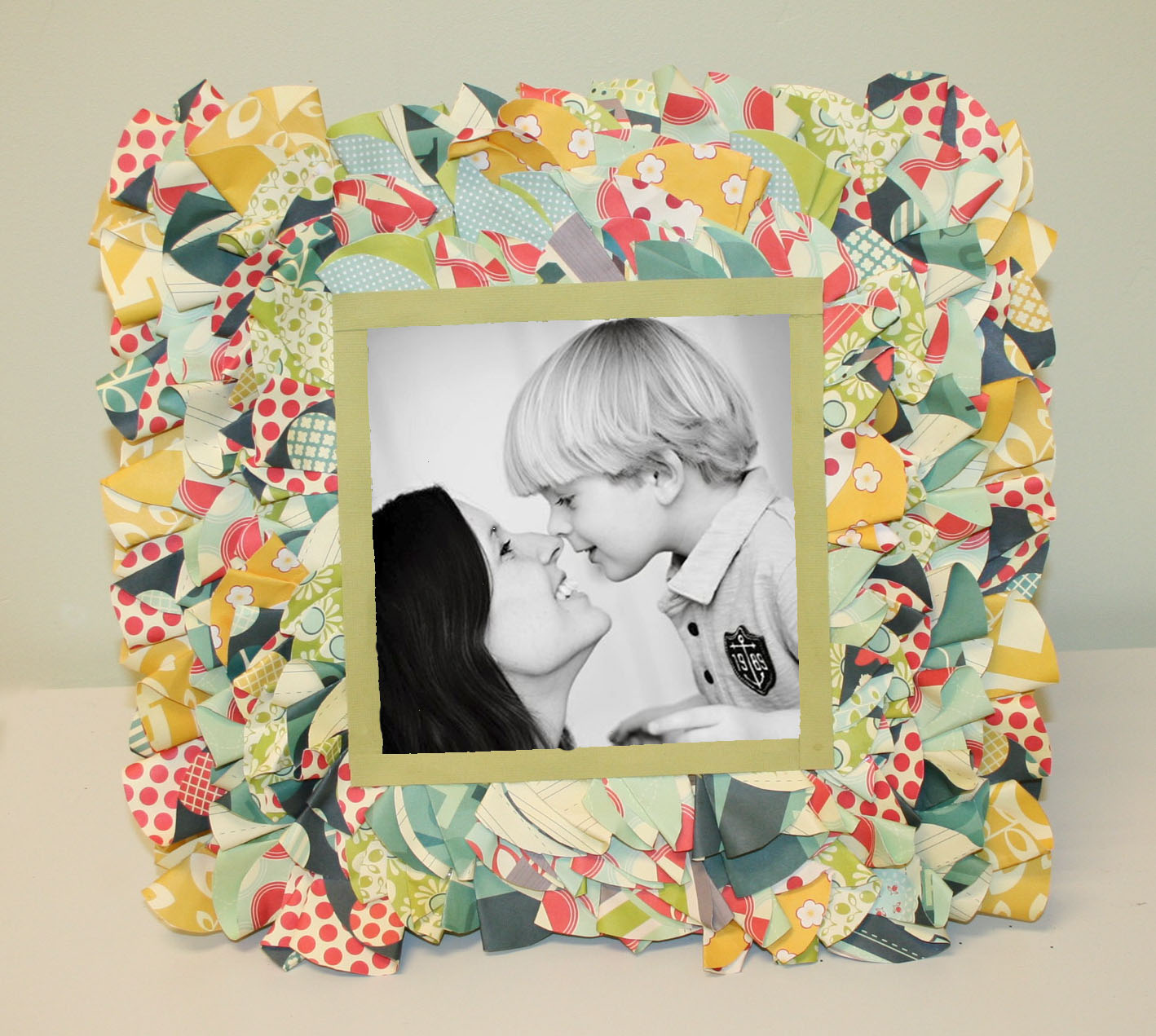 Oh My Crafts Blog: It\'s All About Framing