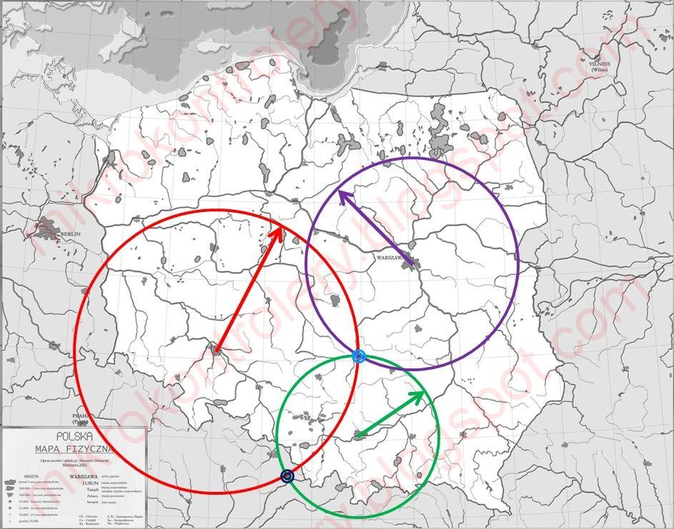 GPS - Koncepcja wyznaczania pozycji.